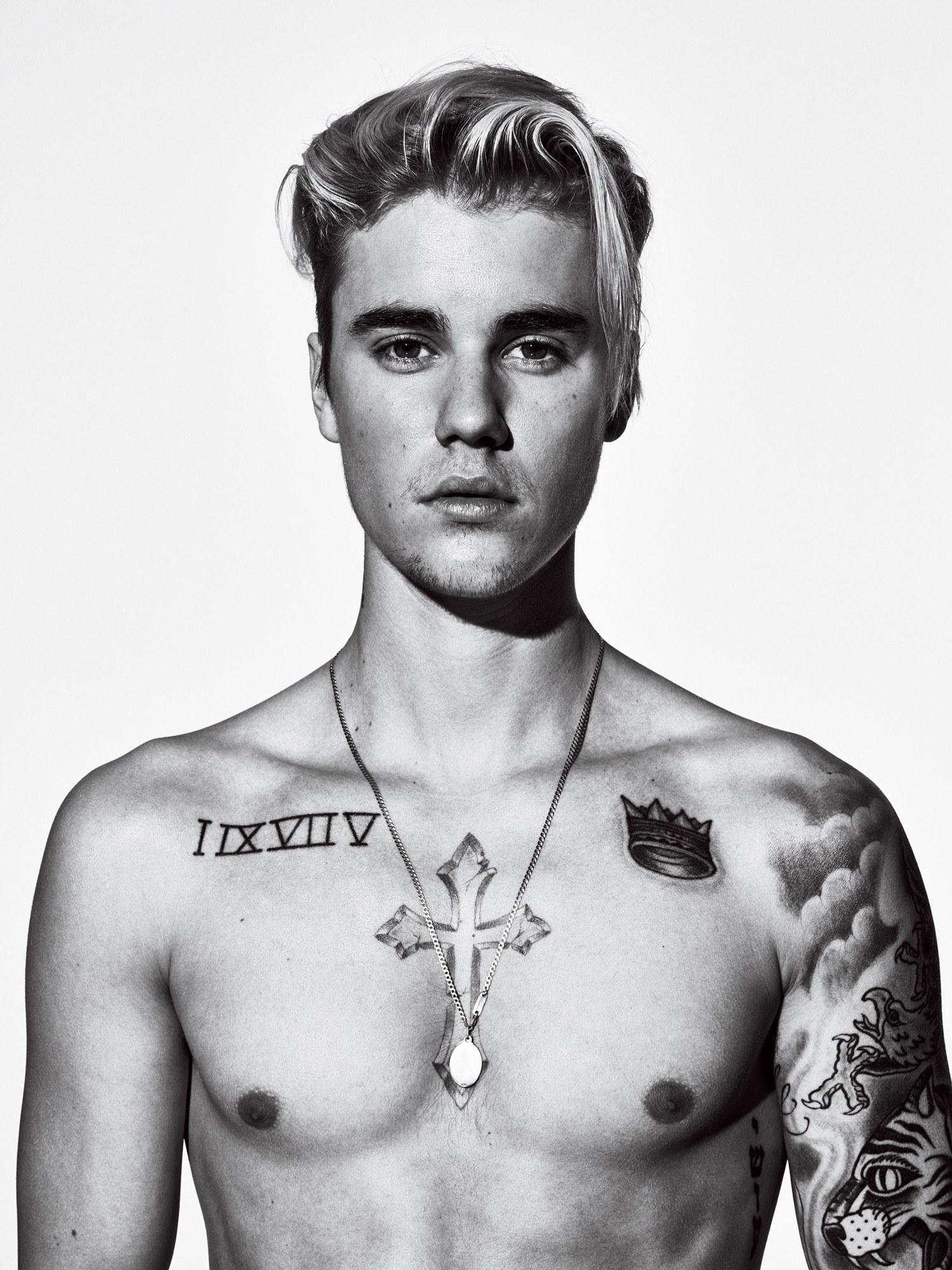 Justin Bieber 2016